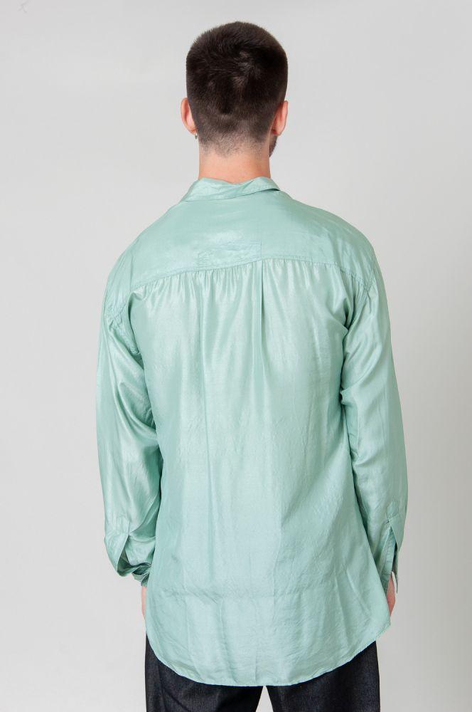 Turquoise Stones Langarmhemd 5