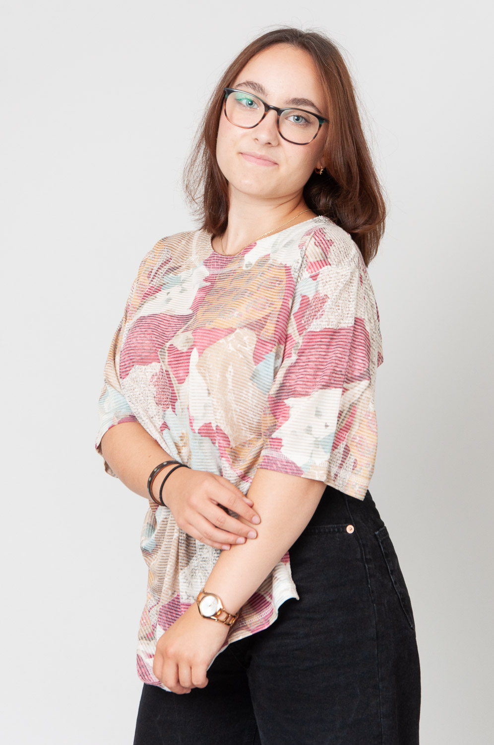 What The Pattern T-Shirt
