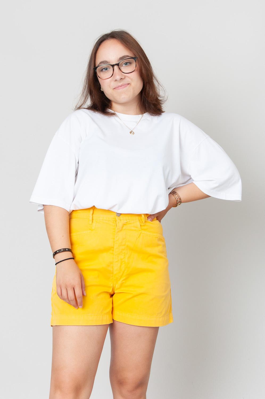 Wild Shorts High Waist