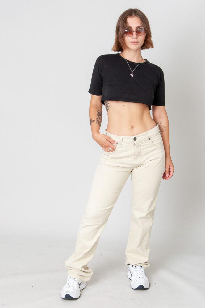 Armani Jeans Low Waist
