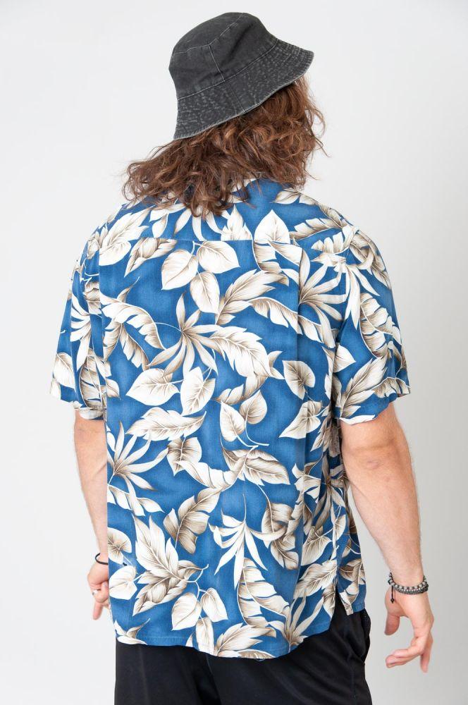 Hawaii Leaves Kurzarmhemd 5