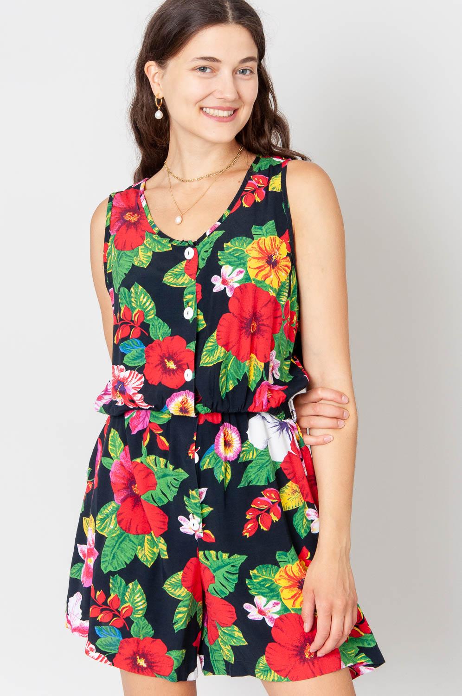 Pretty Flowers Jumpsuit