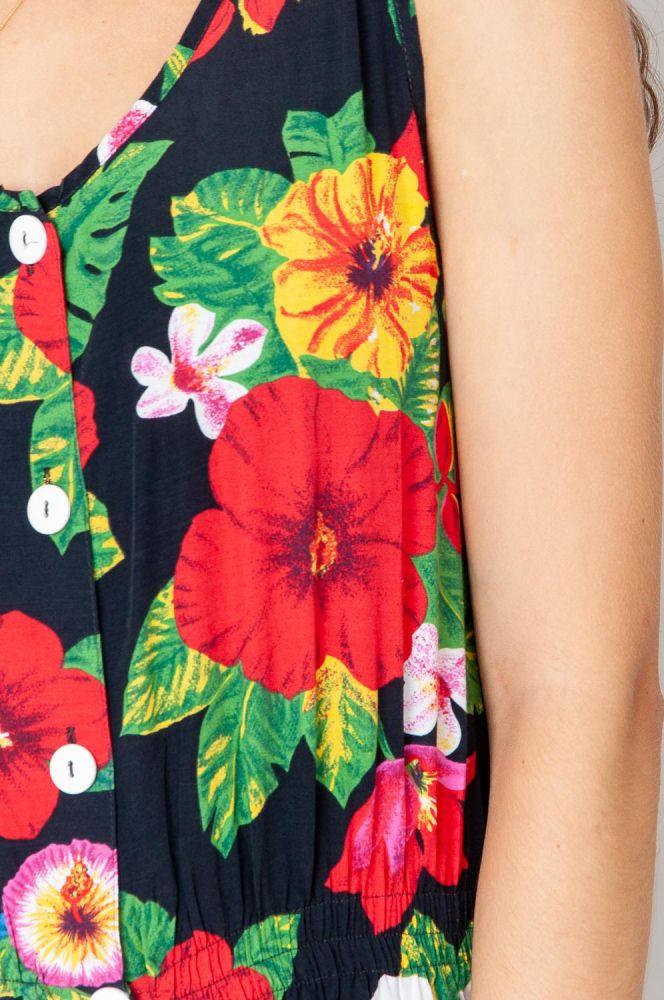Pretty Flowers Jumpsuit 3