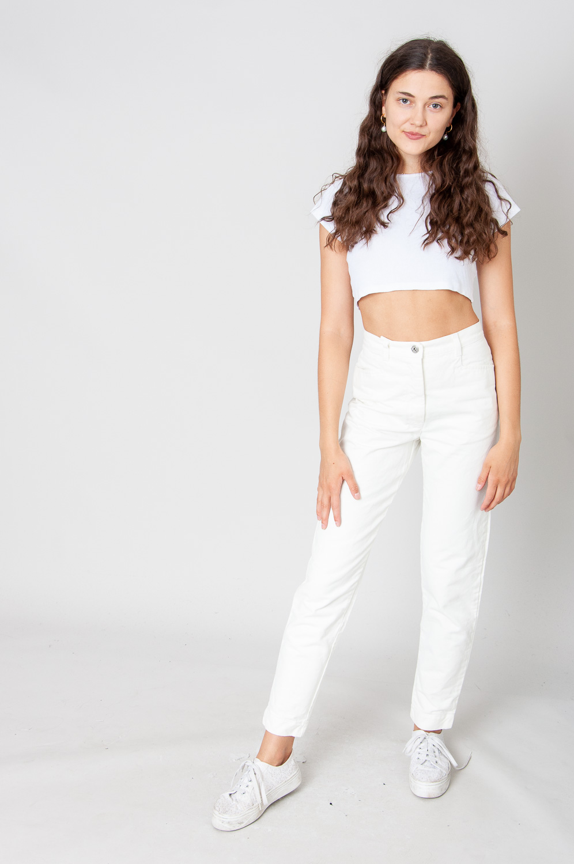 Ws Jeans High Waist
