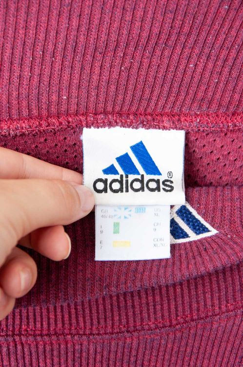 90er Adidas Ripp Rollkragen Longshirt 4
