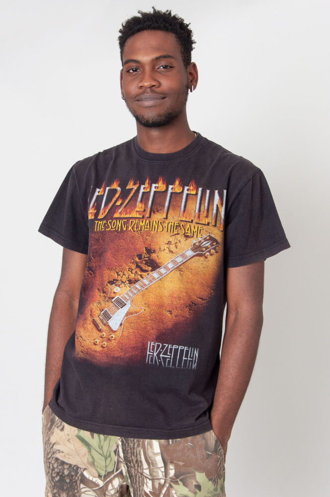 Led Zeppelin The Song Remains The Same T-Shirt