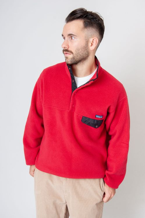 90s Patagonia Synchilla Snap-T Fleece-Pullover 5