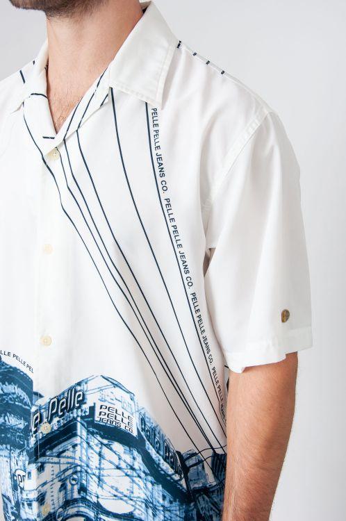 Pelle Jeans Kurzarmhemd 4