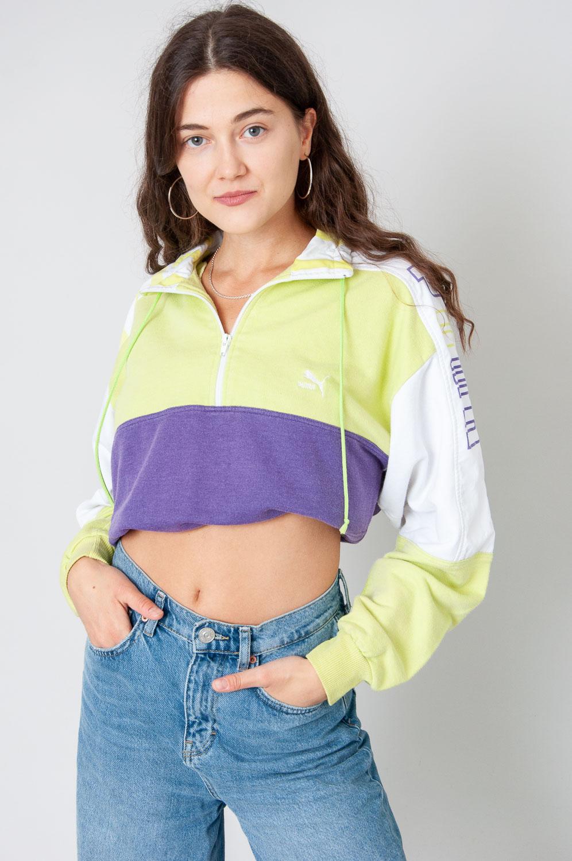 Puma Half-Zip Sweatshirt