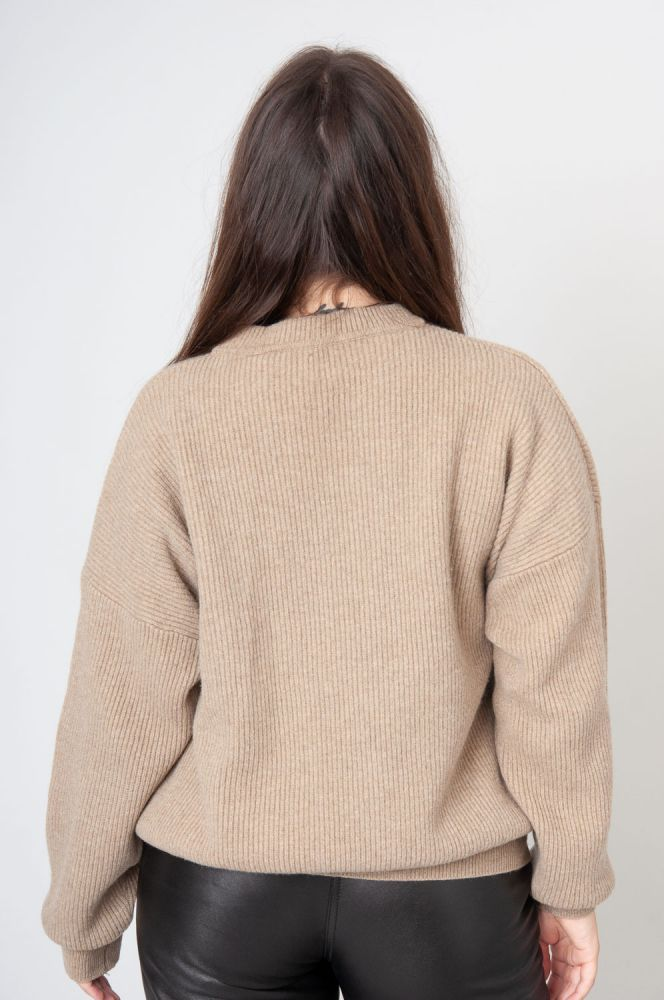 United Colors Of Benetton Ripp Strickpullover 5