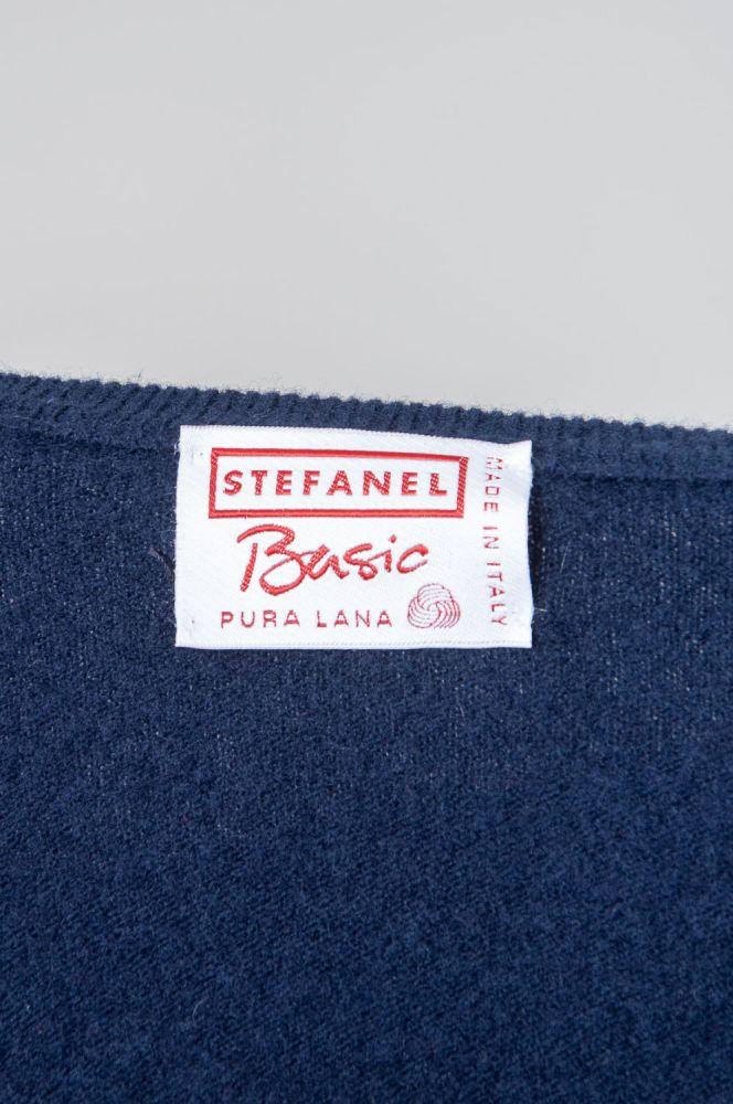 Stefanel Basic Strick Pullunder 4