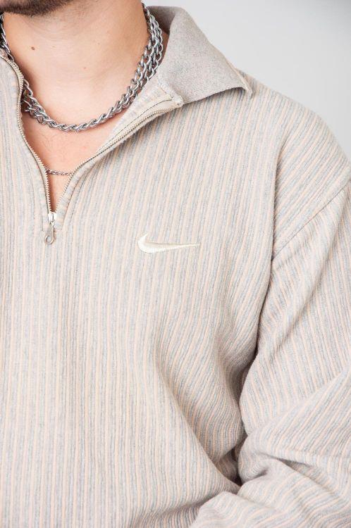 Stripes Half-Zip Sweatshirt 4