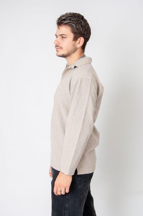 Stripes Half-Zip Sweatshirt 2
