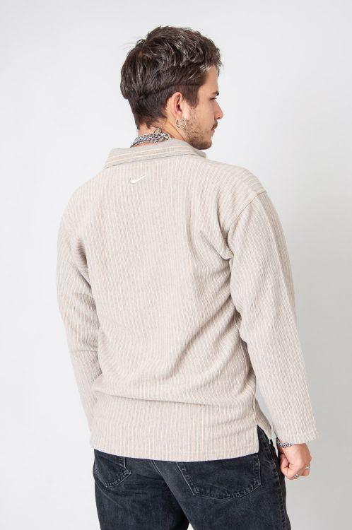 Stripes Half-Zip Sweatshirt 3