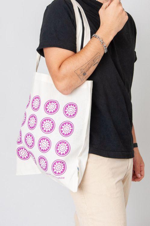 Sunny MAKAvA Tote Bag Jutebeutel 2