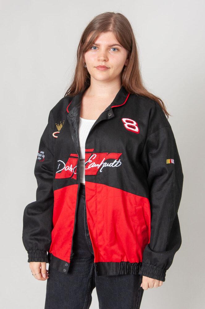 Nascar Dale Earnhardt Jr. Budweiser Jacket