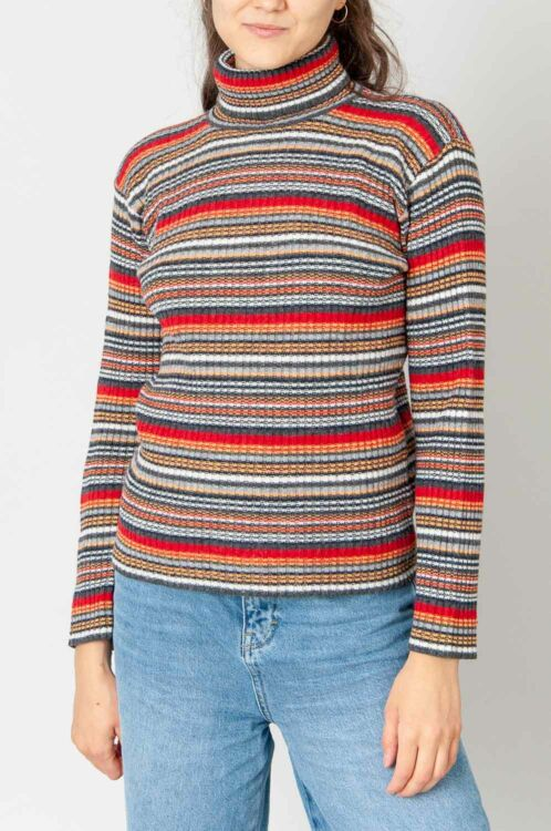 1000 Colours Rippstrick Top 2
