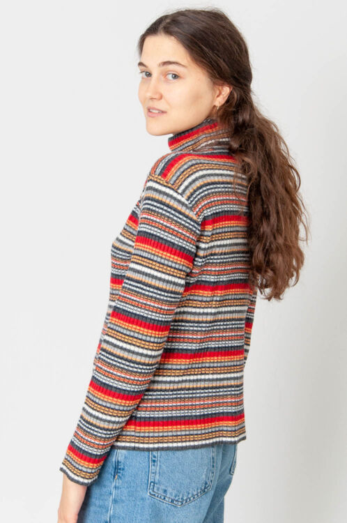 1000 Colours Rippstrick Top 3