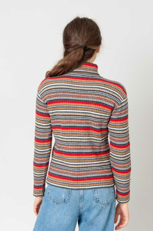 1000 Colours Rippstrick Top 4