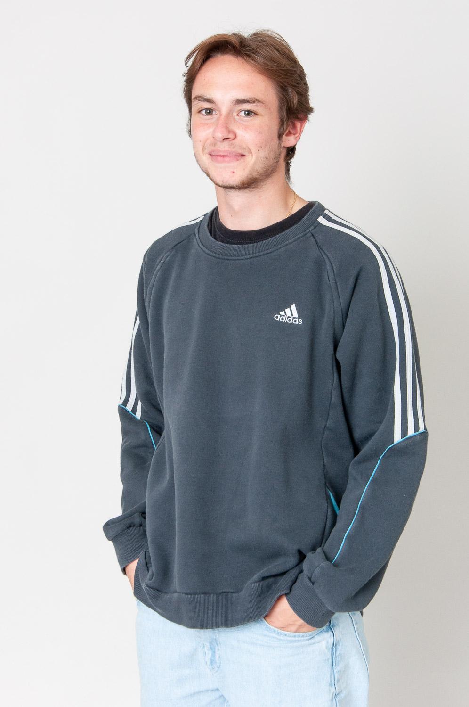 2000er Adidas Sweatshirt