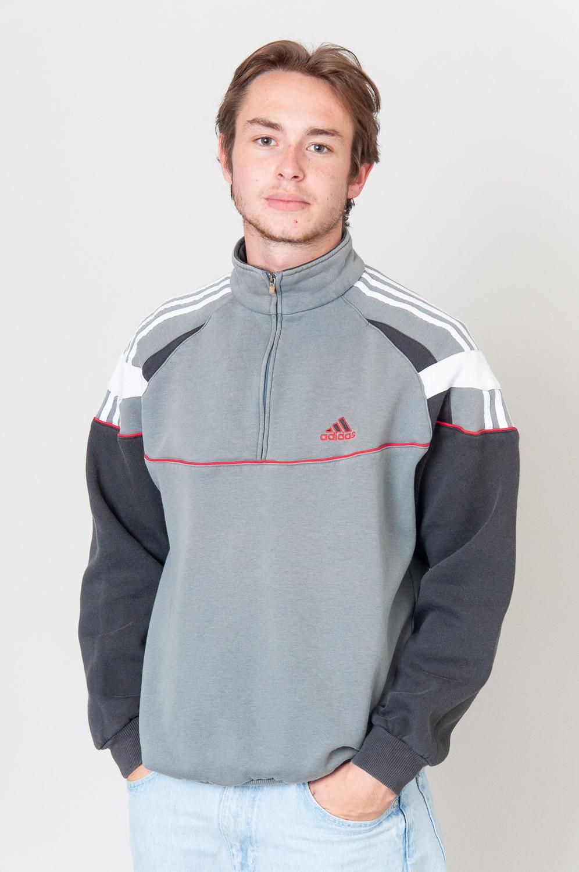 Adidas Half Zip Pullover