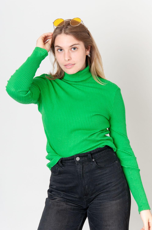 Benetton Rippstrick Pullover