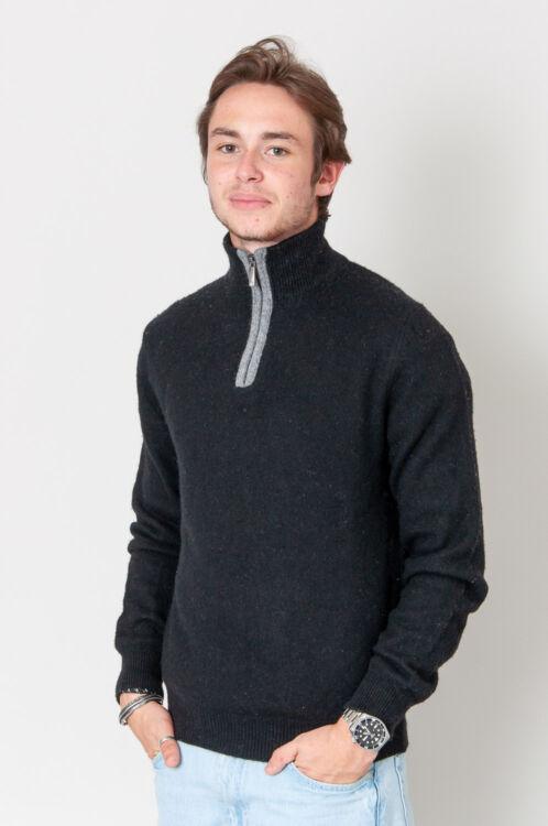 Half Zip Pullover 2
