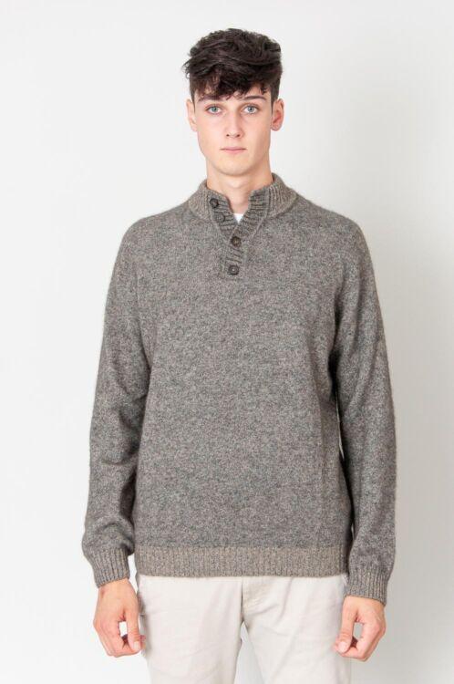 Noble Wilde Button Collar Strickpullover 4