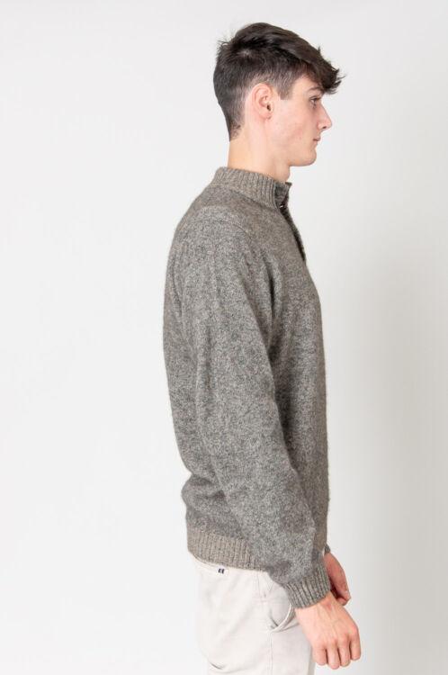 Noble Wilde Button Collar Strickpullover 3