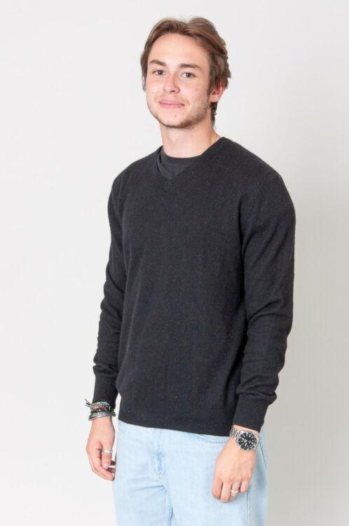 V-Ausschnitt Pullover 2