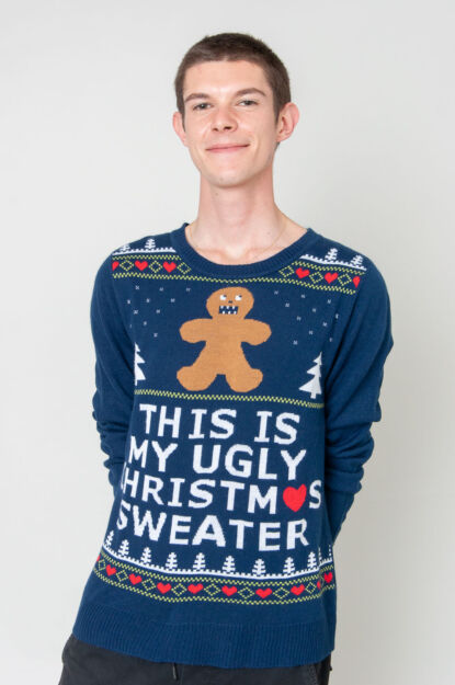 My Ugly Christmas Sweater Weihnachtspulli