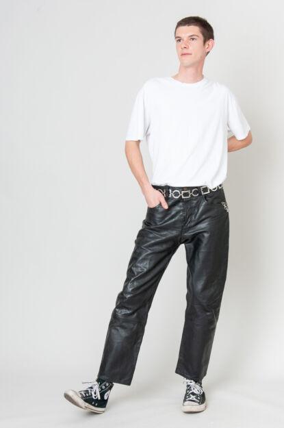 Shiny Thing Lederhose
