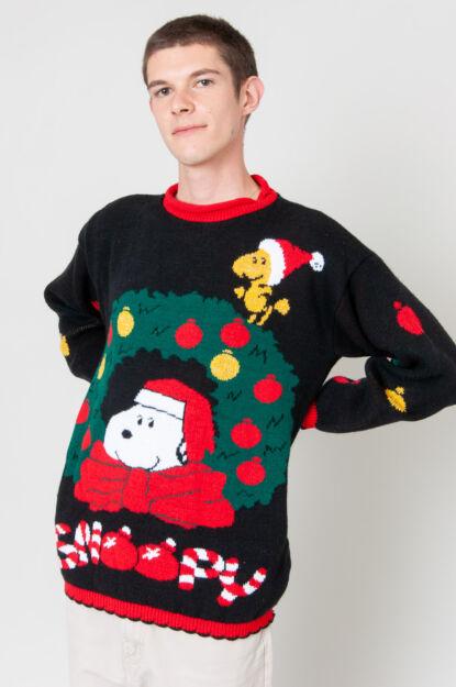 Snoopy Weihnachtspulli